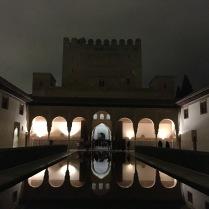 Nasrid Palaces, Granada